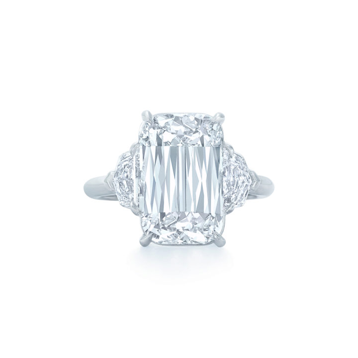 Ashoka® Diamond Engagement Ring